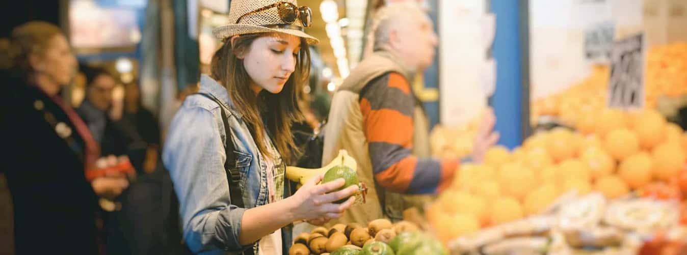 Travel-Friendly Vegan Food