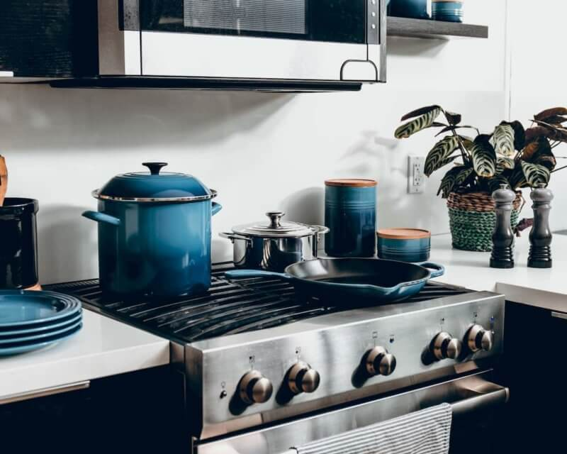 Cookware from Home Depot
