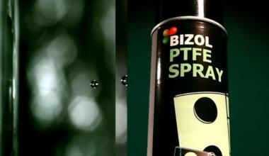 non-stick surface repair spray