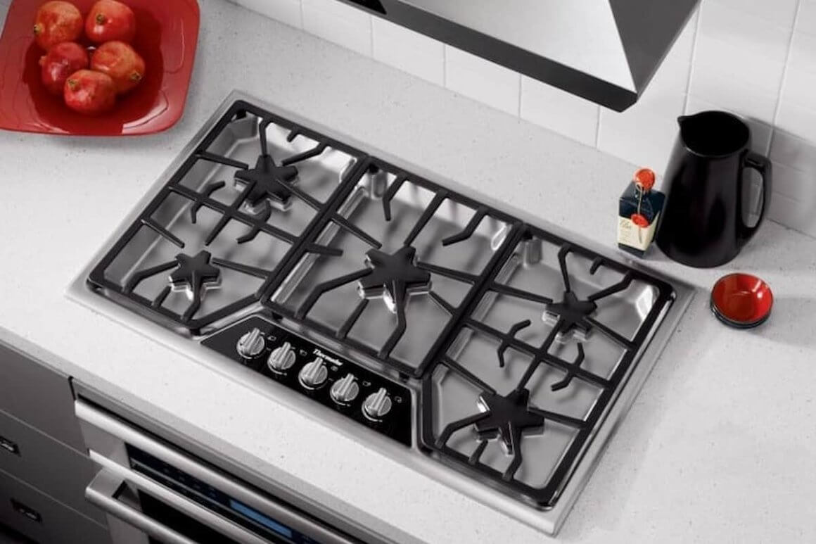What Benefits You Get from Stainless Steel Gas Cook tops