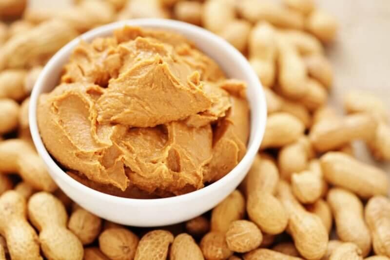 Do vegans eat peanut butter