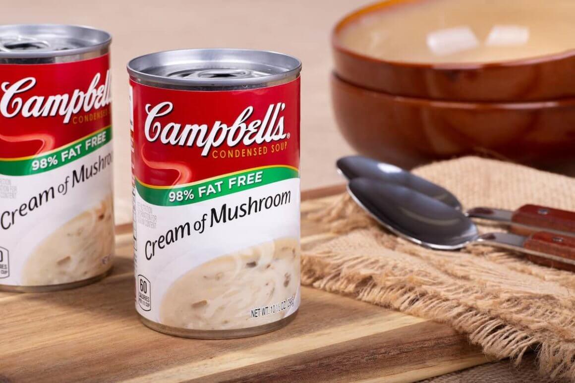 Should You Use Canned Mushroom Soup