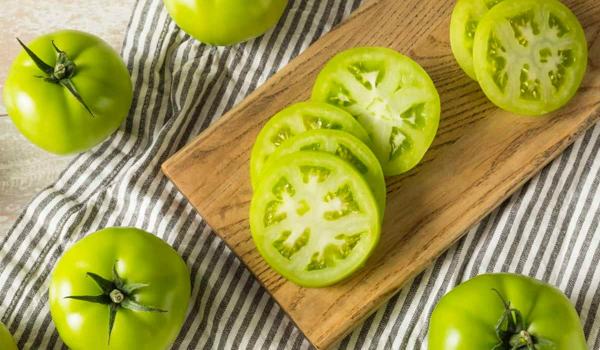 what to do with green tomatoes