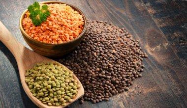 what do lentils taste like